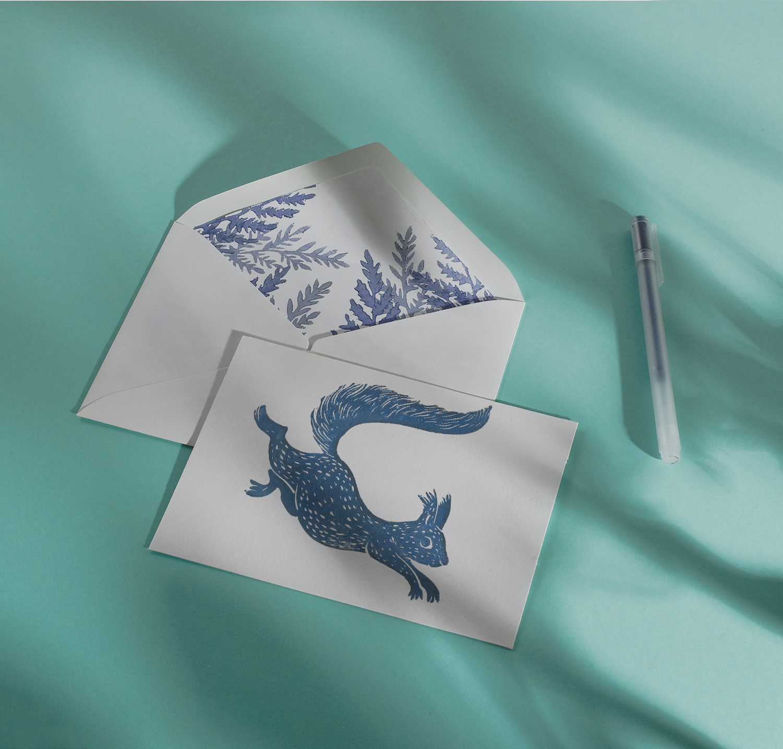 linogravure Florie Nguyen Van