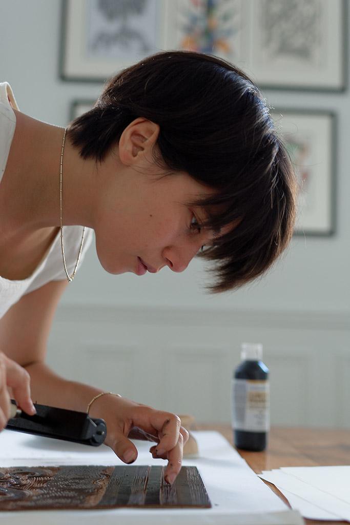portrait Florie Nguyen Van